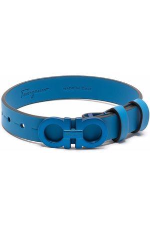 Salvatore Ferragamo Man Armband - Gancini armband med spänne