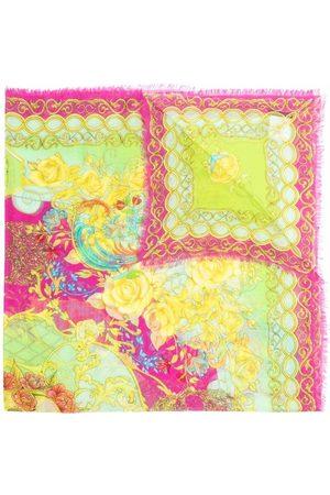 Philipp Plein Sjalar - Baroque mönstrad sjal