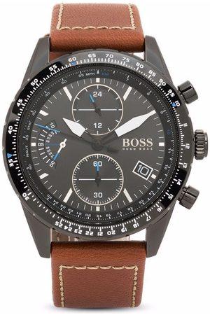 Boss Hugo Boss Pilot Edition Chronograph 44 mm klocka