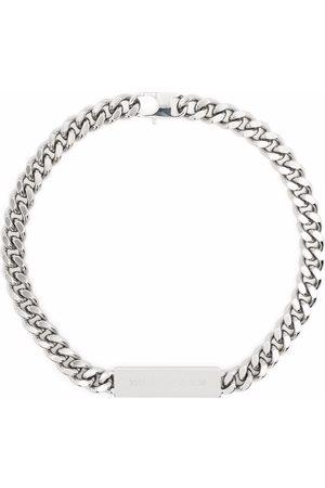 1017 ALYX 9SM Halsband - Logo chain-link choker necklace