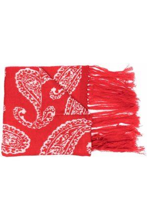 424 Man Sjalar - Paisley pattern scarf