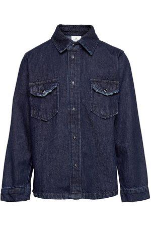 The New Tnvilly Denim Shirt Skjorta