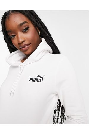 Puma – Essentials – huvtröja med liten logga- /a