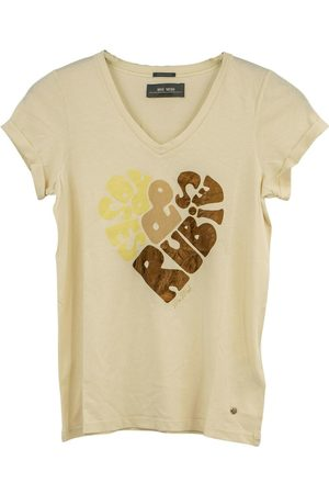 MOS MOSH Kvinna T-shirts - Rubies t-shirt 139370-695