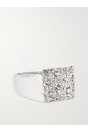 Bleue Burnham 9-Karat Recycled Gold Sapphire Ring