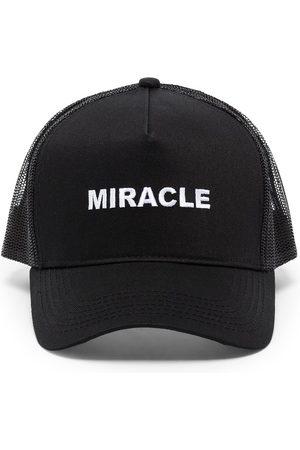 Nahmias Man Hattar - MIRACLE TRUCKER HAT BLACK