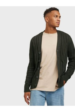 Only & Sons Man Koftor - Onswillet Life 12 Cable Cardigan Kn Tröjor Peat