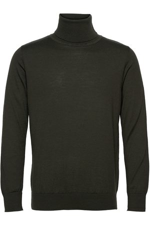 Far Afield Man Stickade tröjor - Finlay Roll Neck Knitwear Turtlenecks