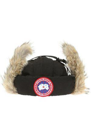Canada Goose Coyote fur hat