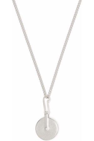 Jil Sander Man Halsband - Halsband med avtagbar berlock