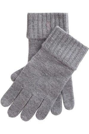 Ralph Lauren Pikétröjor - Polo Handskar - Ull - Gråmelerad