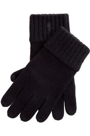 Ralph Lauren Pikétröjor - Polo Handskar - Ull - Black