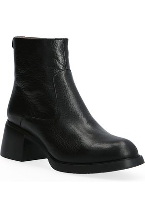 Wonders Kvinna Ankelboots - G-6103 Shoes Boots Ankle Boots Ankle Boot - Heel