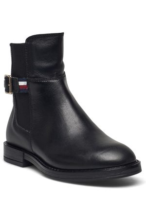 Tommy Hilfiger T4a5-32022-0283999- Shoes Boots Ankle Boots Ankle Boot - Flat