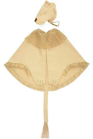 Meri Meri Hattar - Maskeradkläder - lejonmantel och Hatt - /