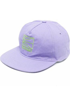 PACCBET Man Kepsar - Logo-embroidered cap