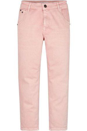 Calvin Klein Flicka Stretchbyxor - Jeans - Barrel - Natural stretch
