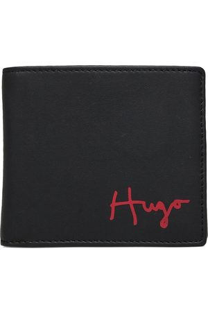 HUGO BOSS Gbhm_4cc Kr Red Logo Accessories Wallets Classic Wallets