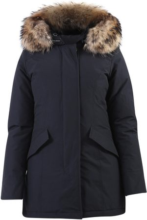 Woolrich Arctic Parka With Racoon Fur