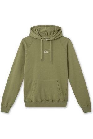Foret Bison hoodie slate