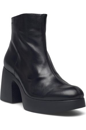 Wonders H-4902 Shoes Boots Ankle Boots Ankle Boot - Heel