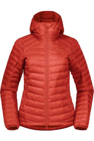 bergans Kvinna Dunjackor - Røros Down Light Women's Jacket With Hood