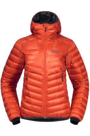 Bergans Women's Senja Down Light Jacket With Hood