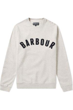 Barbour Prep Logo Crew Sweatshirt