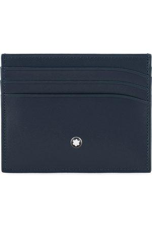 Montblanc Meisterstück Credit Card Holder 6cc Navy