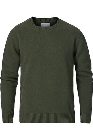 Colorful Standard Classic Merino Wool Crew Neck Dusty Olive