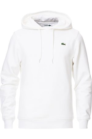 Lacoste Hoodie White