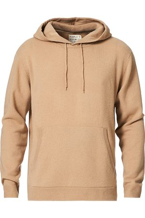 People's Republic of Cashmere Cashmere Hoodie Camel