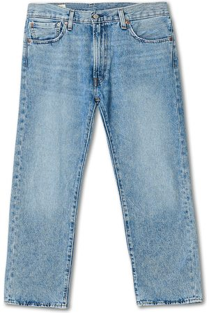 Levi's Man Straight jeans - 551Z Straight Crop Fit Jeans Dream Stone