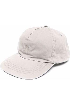 OFF-WHITE OFF BASEBALL CAP GREY VIOLET GREY VIOLET