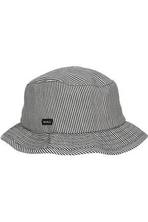 RVCA Lines Bucket Hat antique white