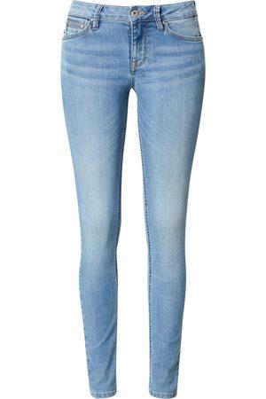 TOM TAILOR DENIM Kvinna Skinny jeans - Jeans 'Jona