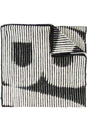 Balenciaga Reversible scarf with logo
