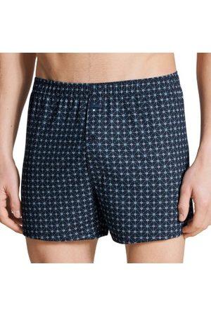 Calida Man Kalsonger - Kalsonger Urban Boxer Shorts With Fly Marin bomull Large Herr