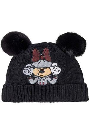 NAME IT Flicka Mössor - Mössa - NmfMinnie - Stickad - Minnie Mouse