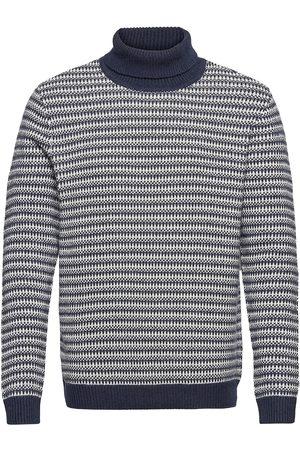 Casual Friday Karl Roll Neck Knit Knitwear Turtlenecks