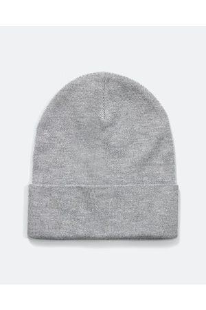 BIK BOK Kvinna Mössor - Beanie viscose blend hat - Melerad
