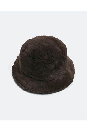 BIK BOK Hot Head hat - Mörkbrun