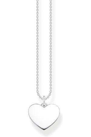 Thomas Sabo Halsband - Halsband hjärta silver