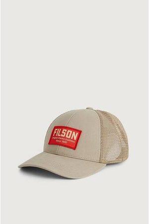 Filson Keps Mesh Snap-Back Logger Cap Natur