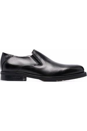 BALDININI Slip on-loafers med mandelformad tå