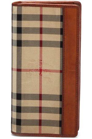 Burberry Vintage Begagnad plånbok