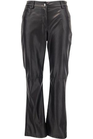 SEMICOUTURE Kvinna Dressade byxor - Straight leg trousers