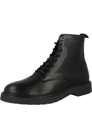 SELECTED HOMME Man Boots - Boots med snörning 'TIM