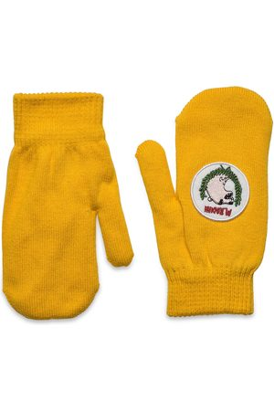 Mini Rodini Polar Bear Knitted Mittens Handskar