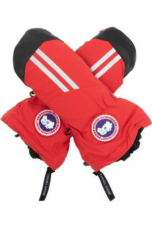 Canada Goose Gloves with logo